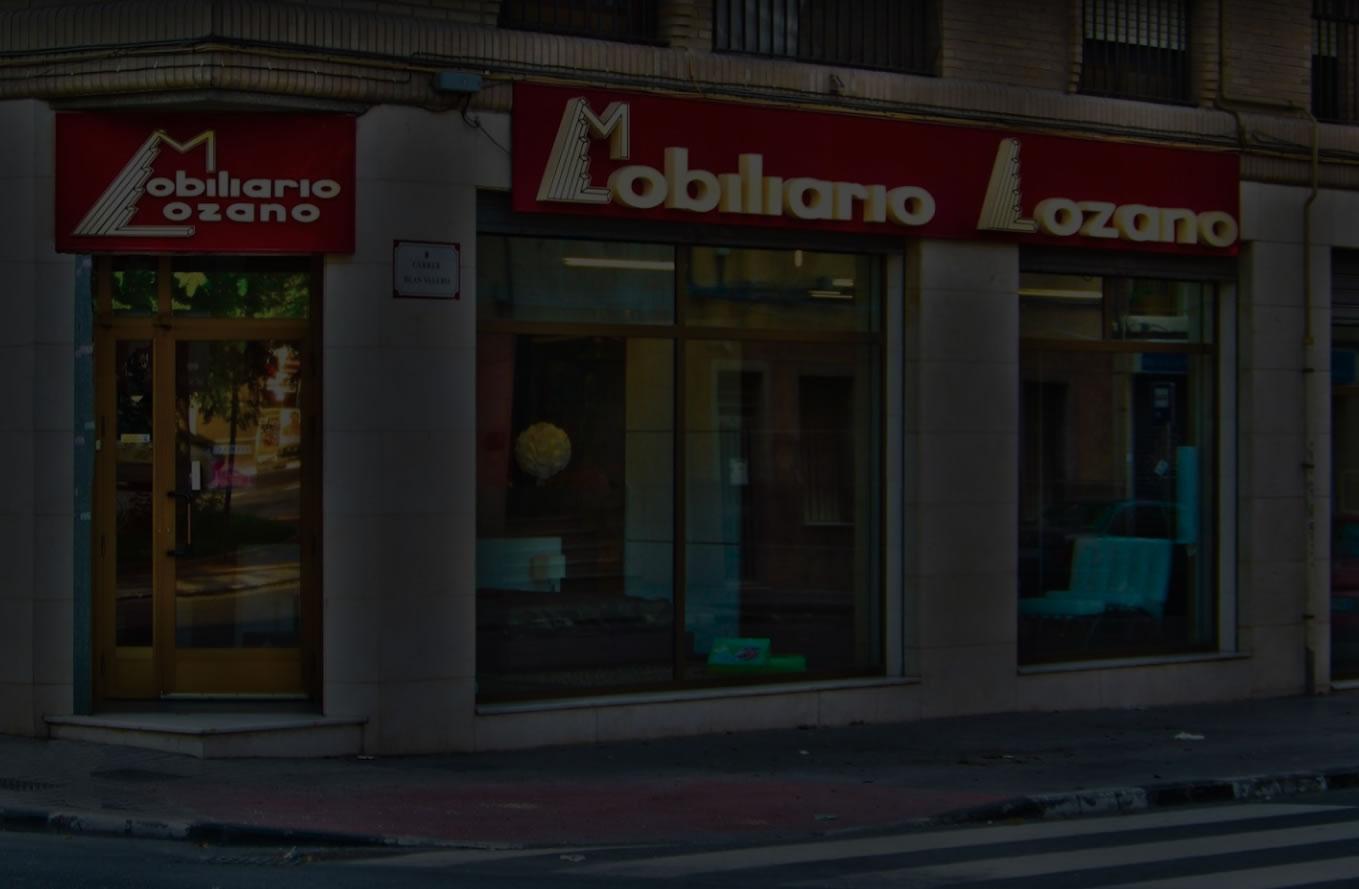 Tienda De Muebles En Elche Y Hond N De Los Frailes Mobiliario Lozano # Muebles Lozano Horario